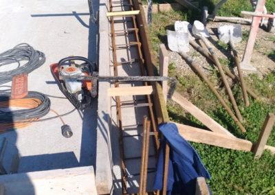 Izgradnja vikend kuće - Dragoslavec (12)